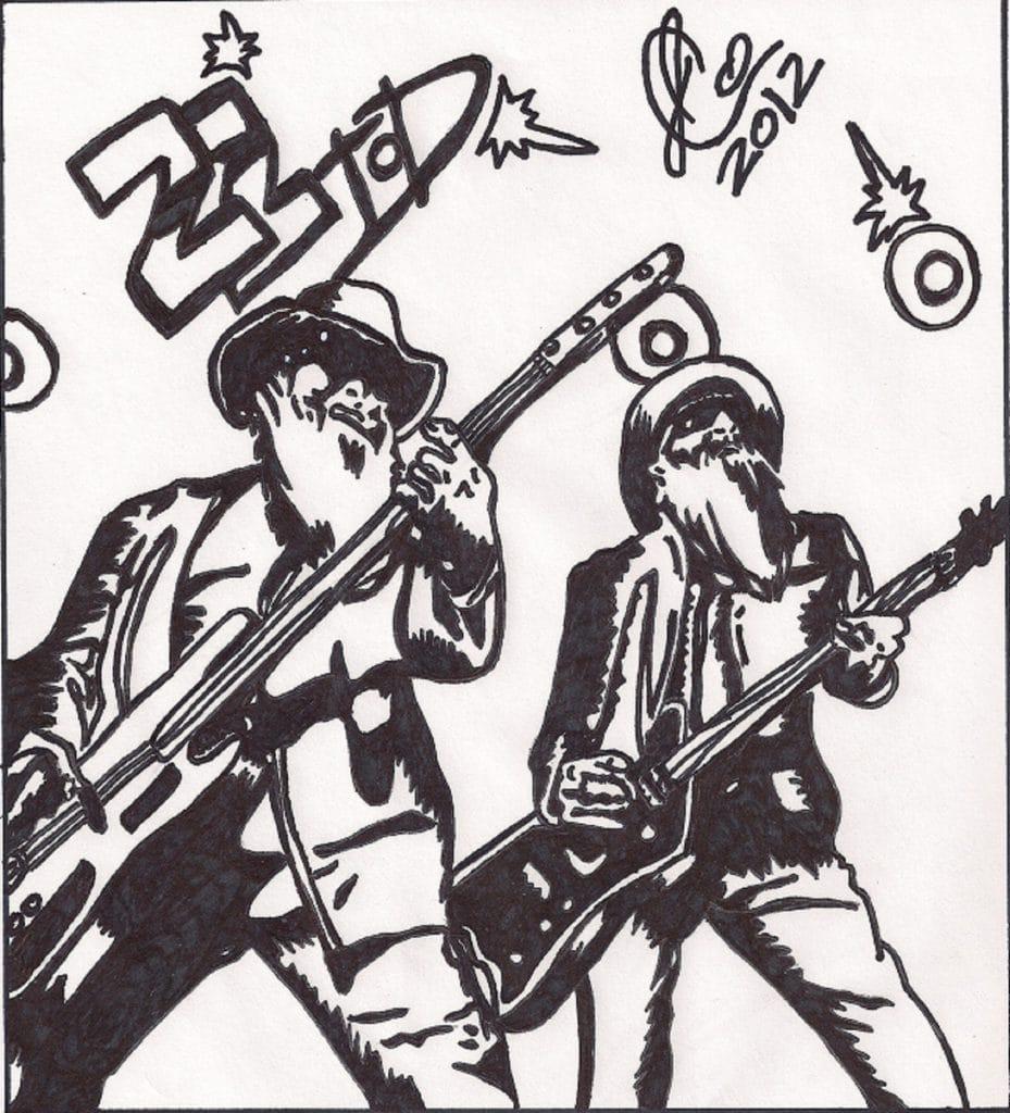 Rhythm : Blues Modern – Hard Shuffle