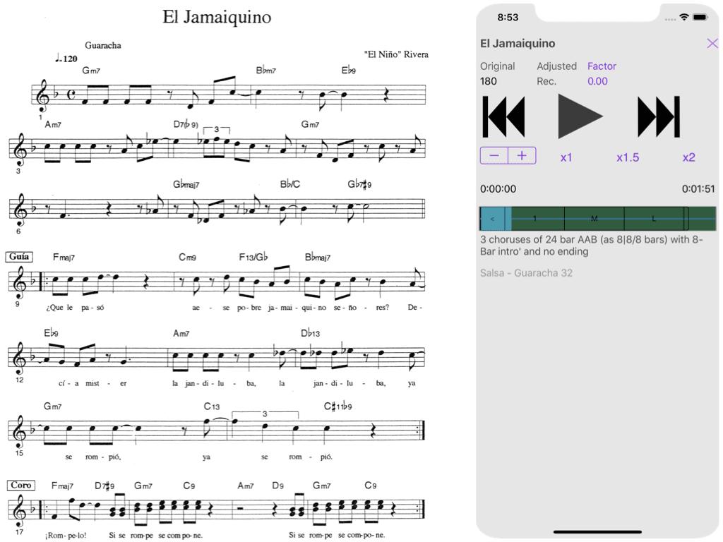 "Song, ""El Jamaiquino"" – http://hearthis.at/1839550/"